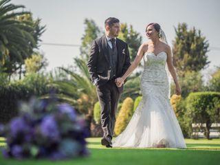 La boda de Mariel y Erick