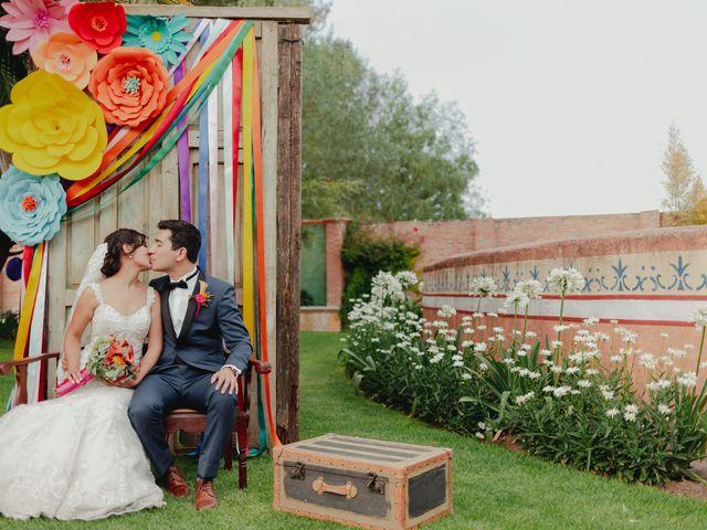 La boda de Gaby y Aram