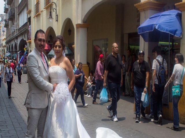 La boda de Jonathan y Gloria