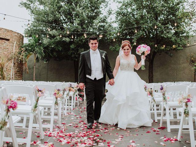 La boda de Jeff y Melanie en Monterrey, Nuevo León 1