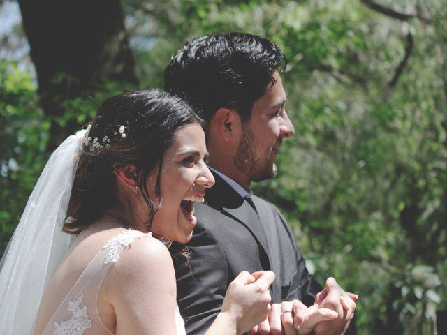 La boda de Geny y Polo