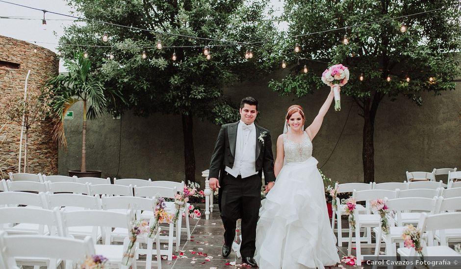 La boda de Jeff y Melanie en Monterrey, Nuevo León