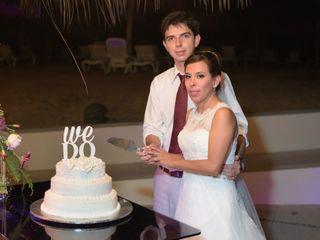 La boda de Martha y Serigio