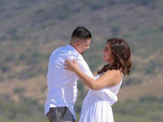 La boda de Monica y Victor 1