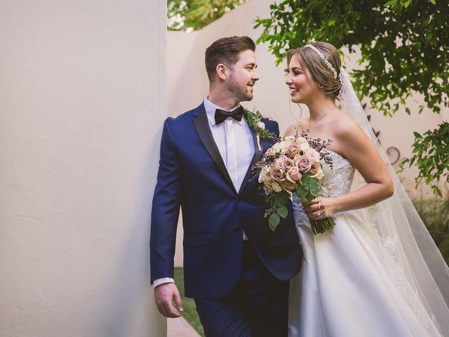 La boda de Renée y Tommy