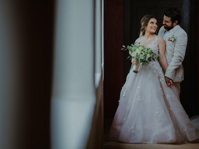 La boda de Andrea y Gil
