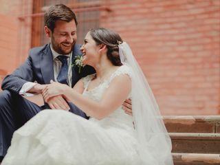 La boda de Pili y Oriol