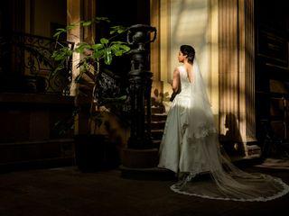 La boda de Laura y Ulises 3
