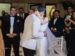 La boda de Anahí y Fernando 1