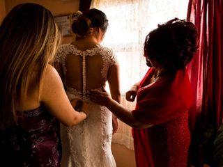 La boda de Estefanía  y Braulio  2