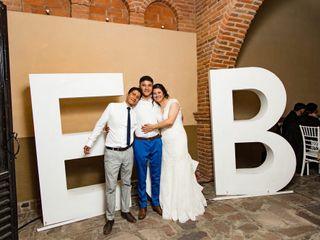 La boda de Estefanía  y Braulio  3