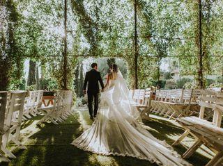 La boda de Karina y Javier