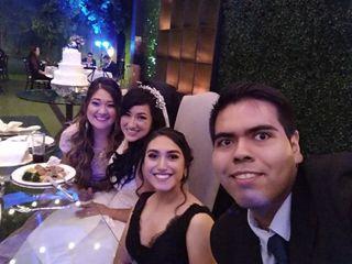 La boda de Tania  y Abiel  2