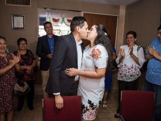 La boda de Luis Daniel y Mariana  1