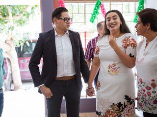 La boda de Luis Daniel y Mariana  3