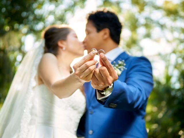 La boda de Mayte  y Óscar