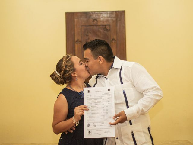 La boda de Alex y Amairani