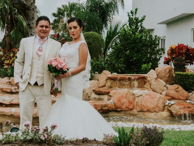 La boda de Paloma y Erick