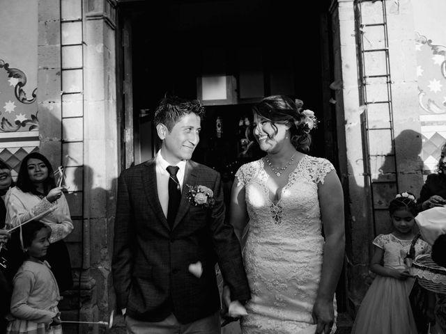 La boda de Estefanía  y Braulio