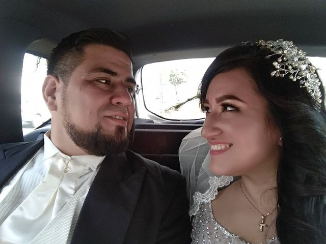 La boda de Tania  y Abiel