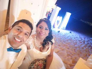 La boda de Araceli y Ismael