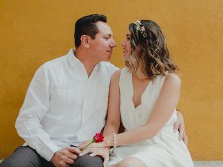 La boda de Liss y Enrique