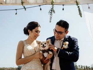 La boda de Karla  y Jorge 3