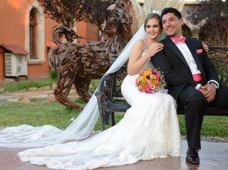 La boda de Gaby y Mariano