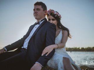 La boda de Mónica y Leonardo