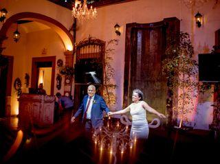 La boda de Elia y Don