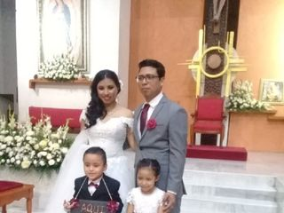 La boda de Gaby y David 3