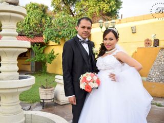 La boda de Mayra y Hugo