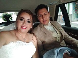 La boda de Ildra  y César