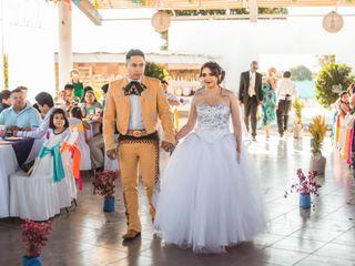 La boda de María y Elesvan