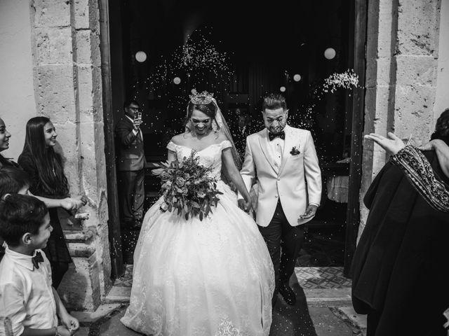 La boda de Celenia y Alex