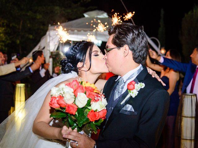 La boda de Gaby y Marquitos