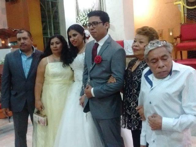 La boda de Gaby y David
