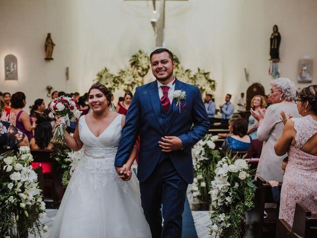 La boda de Mel y Joni