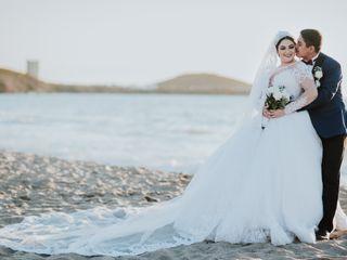 La boda de Verónica y Luis