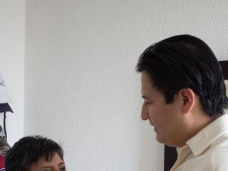 La boda de Karina Chavez y Israel Solano 1