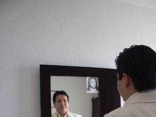 La boda de Karina Chavez y Israel Solano 2