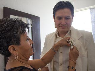 La boda de Karina Chavez y Israel Solano 3