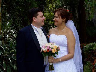La boda de Margot y José Francisco