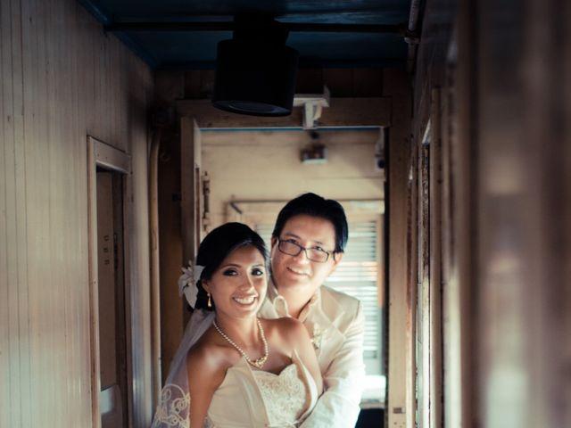 La boda de Karina Chavez y Israel Solano
