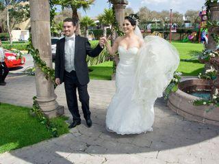 La boda de Eizabeth y Wilbert 2