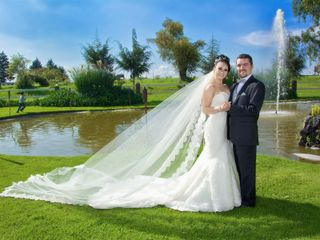 La boda de Eizabeth y Wilbert 3