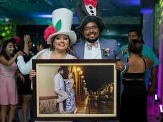 La boda de Loreley y Jesús Arturo 3