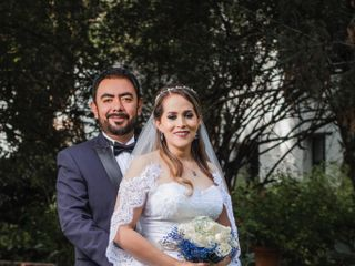 La boda de Mayra y Felipe