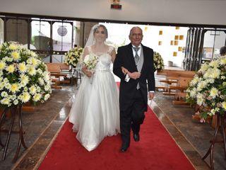 La boda de Tesa y Balde 1
