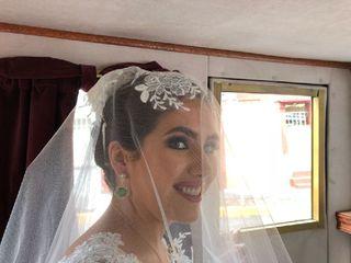 La boda de Tesa y Balde 3